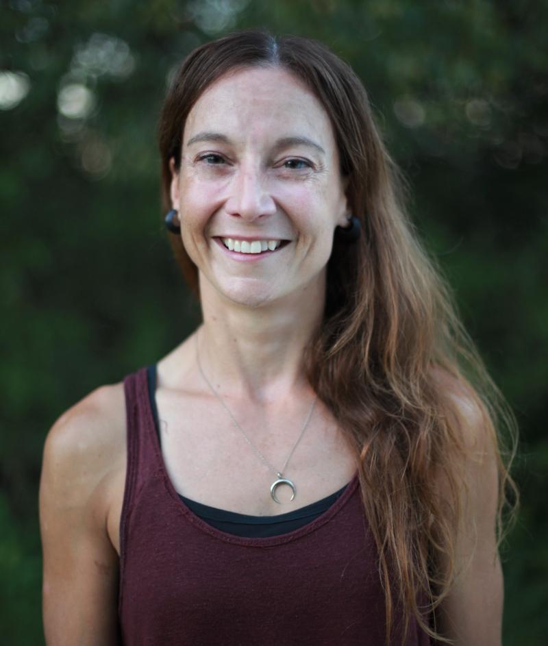 Slack School Québec Marie-Eve Rochette YogaSlackers Teacher